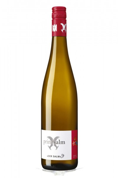 Der Salm - Weißwein Cuvée Qualitätswein, Prinz zu Salm