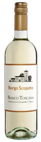 Chardonnay, Borgo Scopeto, Bianco Toscana IGP
