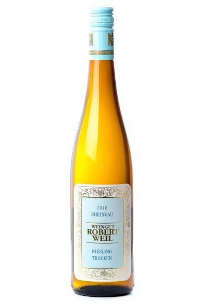 Riesling Qualitätswein, Weingut Robert Weil, Rheingau
