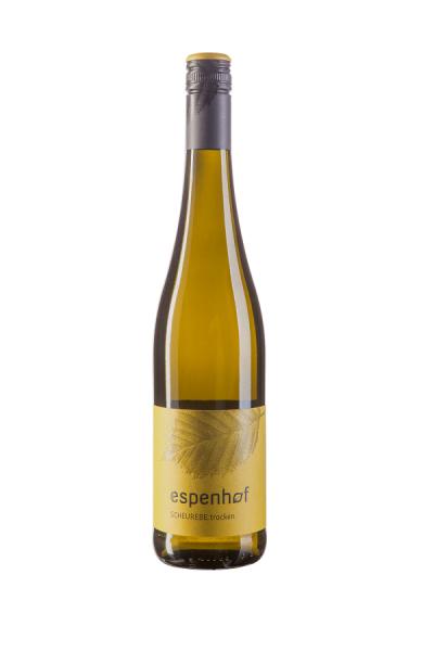 Scheurebe trocken 2017, Weingut Espenhof