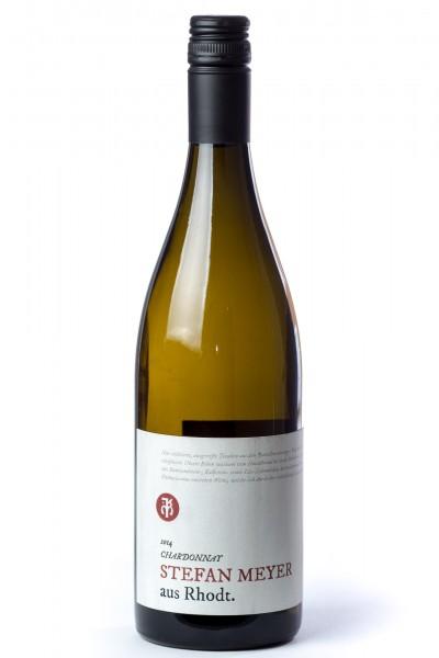 Chardonnay aus Rhodt 2014, Stefan Meyer, Pfalz