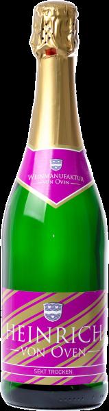 Heinrich von Oven Sekt trocken - Weinmanufaktur von Oven
