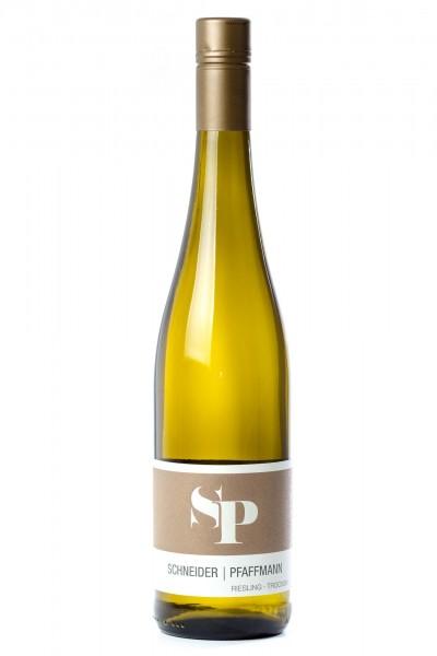 SP Riesling Qualitätswein trocken 2017, Pfaffmann / Schneider, Pfalz