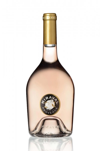 Jolie Pitt & Perrin Miraval Provence Rosé 2016