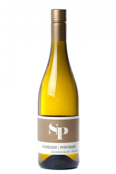 SP Sauvignon Blanc Qualitätswein trocken 2017, Pfaffmann / Schneider, Pfalz