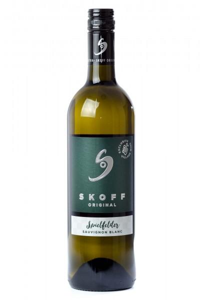 Spielfelder Sauvignon Blanc 2016, Weingut Skoff