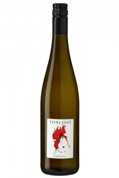 Riesling Qualitätswein, Toni Jost, Mittelrhein