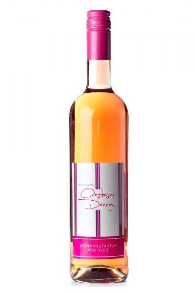 Ostsee Deern Rosé 2018 - Weinmanufaktur von Oven