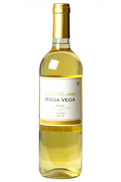 Rioja Blanco 2015, Viura, Rioja Vega
