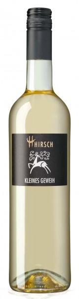 Kleines Geweih, Weißweincuvée Qualitätswein, Privatkellerei Hirsch