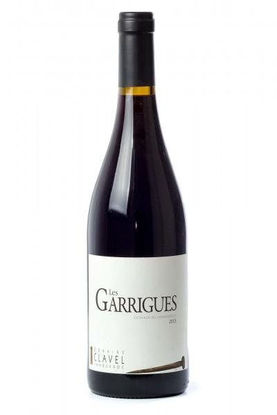 Les Garrigues 2013, Domaine Clavel