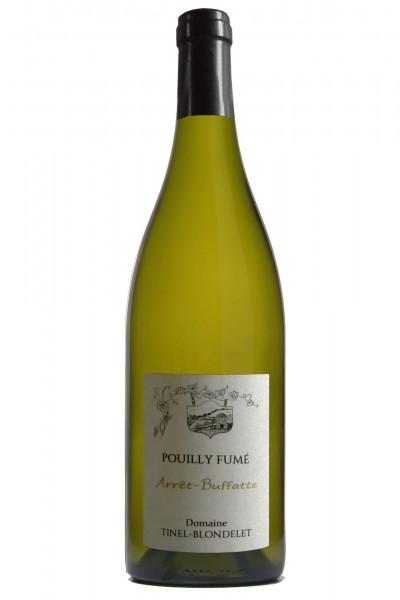 Pouilly Fumé, Sauvignon Blanc 2015, Domaine Tinel-Blondelet