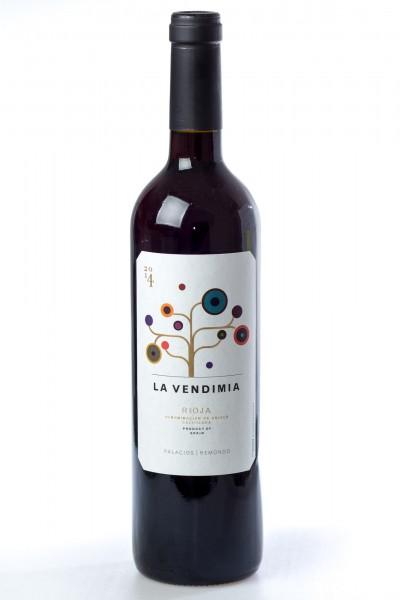Palacios Remondo La Vendimia Rioja