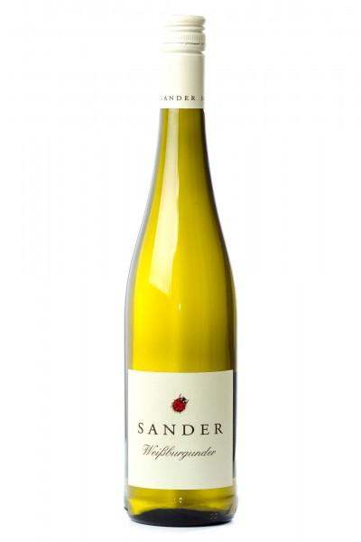 Sander Weißburgunder Qualitätswein, Rheinhessen