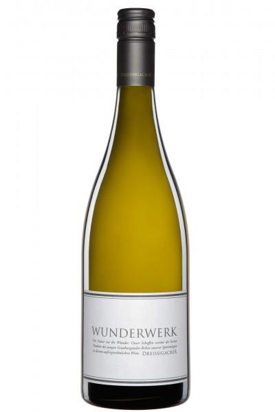 Wunderwerk Grauburgunder trocken, Weingut Dreissigacker