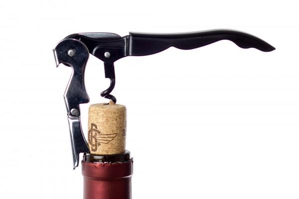 Korkenzieher, Flaschenöffner, Kellnermesser - Weinmanufaktur von Oven
