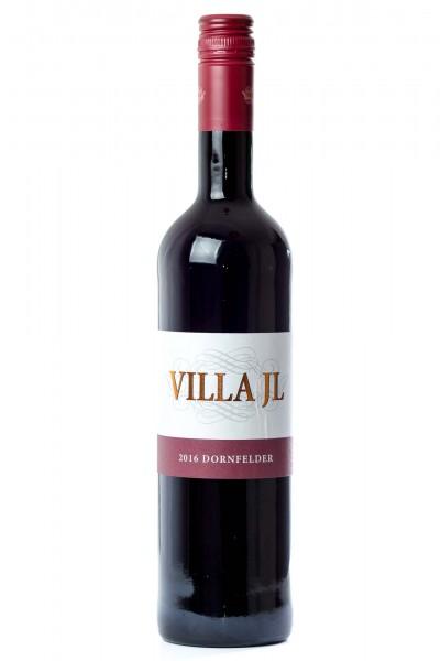 Dornfelder Qualitätswein 2017 halbtrocken, Villa JL